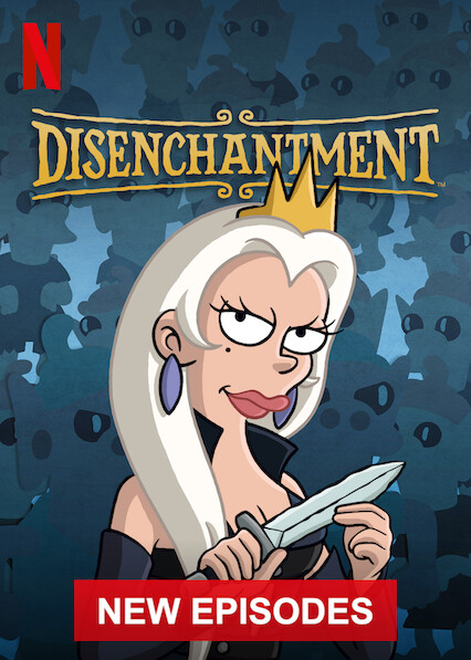 Disenchantment on Netflix USA