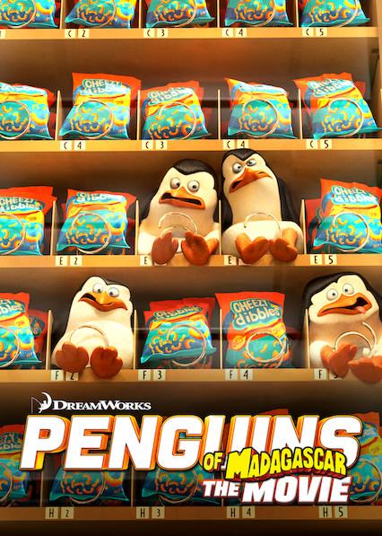 Penguins of Madagascar: The Movie on Netflix USA