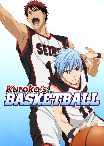 Kuroko's Basketball on Netflix USA