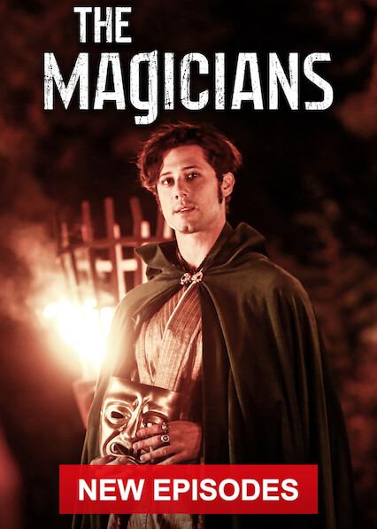 The Magicians on Netflix USA