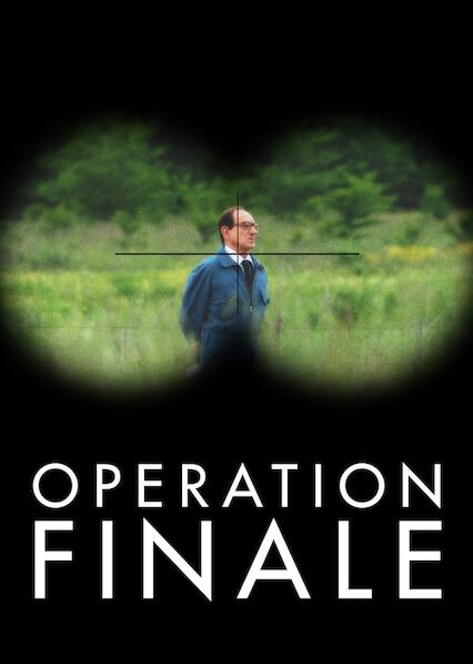 Operation Finale on Netflix USA