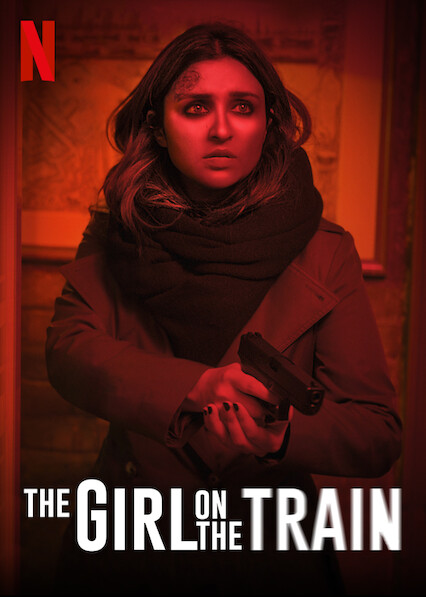 The Girl on the Train on Netflix USA