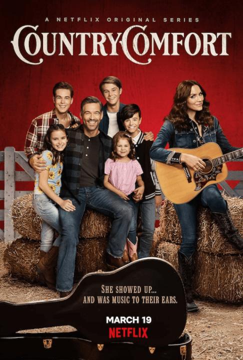 Netflix Sitcom Country Comfort Season 1 Plot Cast Trailer and Netflix Release Date poster