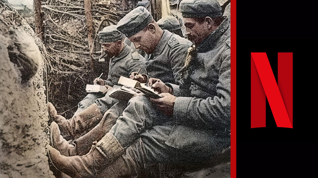 all quiet on the western front netflix german movie what we know 2021
