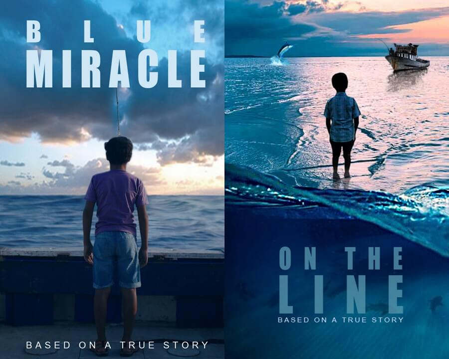 blue miracle posters