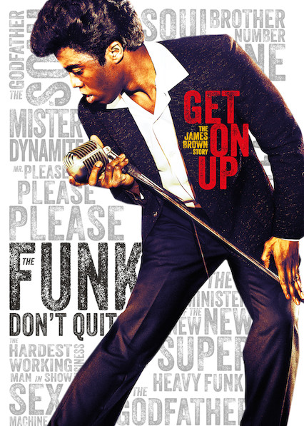 Get on Up on Netflix USA