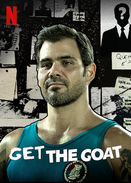 Get the Goat on Netflix USA