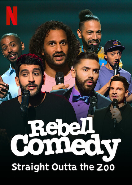 RebellComedy: Straight Outta the Zoo on Netflix USA