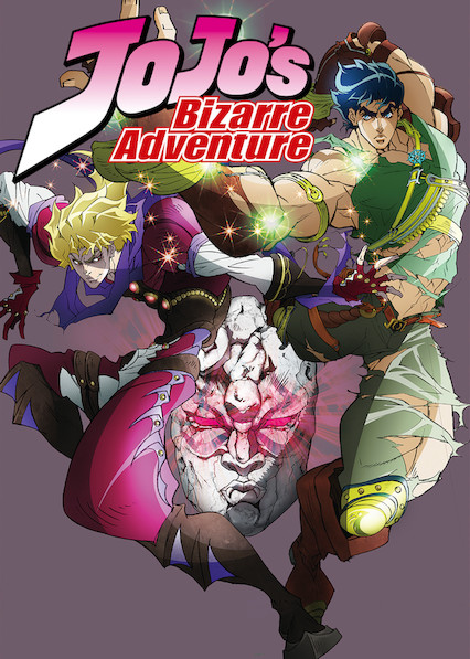 JoJo's Bizarre Adventure on Netflix USA