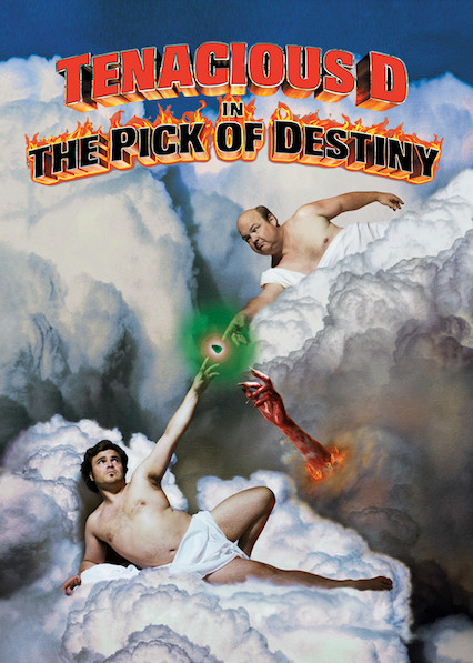 Tenacious D in The Pick of Destiny on Netflix USA