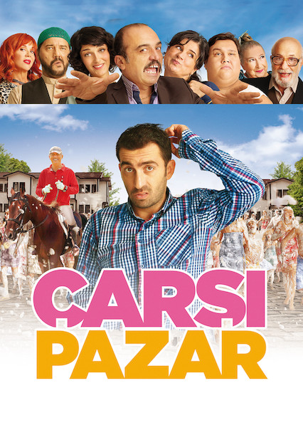 Çarsi Pazar on Netflix USA