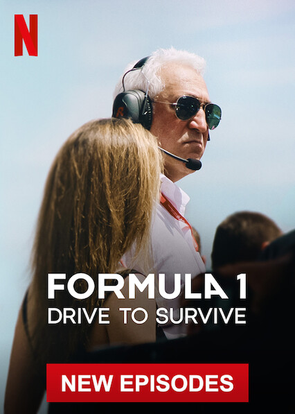 Formula 1: Drive to Survive on Netflix USA